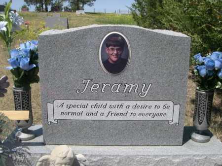WALTERS, JERAMY ARDELL - Dawes County, Nebraska | JERAMY ARDELL WALTERS - Nebraska Gravestone Photos