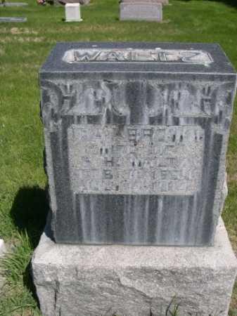 WALTZ, IDA - Dawes County, Nebraska | IDA WALTZ - Nebraska Gravestone Photos