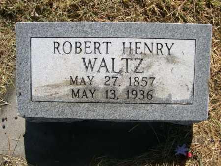 WALTZ, ROBERT HENRY - Dawes County, Nebraska | ROBERT HENRY WALTZ - Nebraska Gravestone Photos