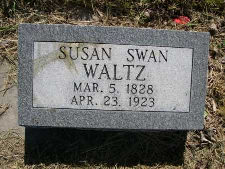WALTZ, SUSAN - Dawes County, Nebraska   SUSAN WALTZ - Nebraska Gravestone Photos