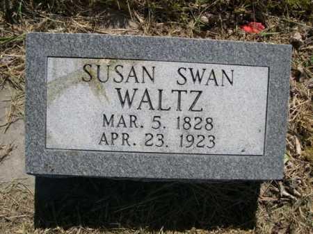SWAN WALTZ, SUSAN - Dawes County, Nebraska | SUSAN SWAN WALTZ - Nebraska Gravestone Photos
