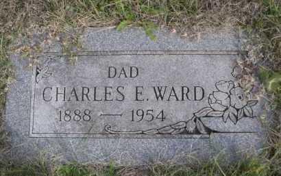 WARD, CHARLES E. - Dawes County, Nebraska | CHARLES E. WARD - Nebraska Gravestone Photos