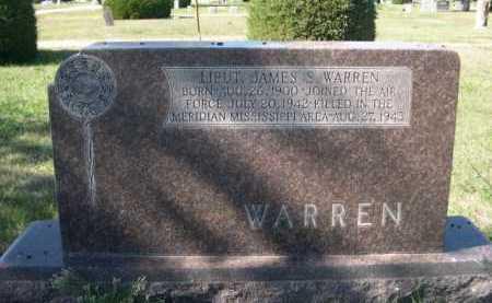 WARREN, JAMES S. - Dawes County, Nebraska | JAMES S. WARREN - Nebraska Gravestone Photos