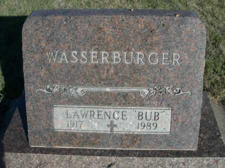 "WASSERBURGER, LAWRENCE ""BUB"" - Dawes County, Nebraska 