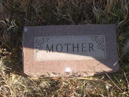 WENDT, MOTHER - Dawes County, Nebraska | MOTHER WENDT - Nebraska Gravestone Photos