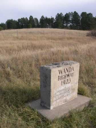 *WEST ASH CREEK ROAD CEMETERY, VIEW OF - Dawes County, Nebraska   VIEW OF *WEST ASH CREEK ROAD CEMETERY - Nebraska Gravestone Photos