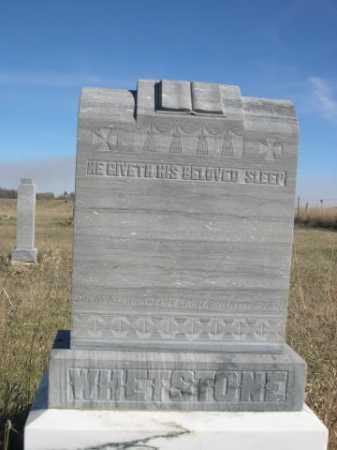 WHETSTONE, FAMILY - Dawes County, Nebraska   FAMILY WHETSTONE - Nebraska Gravestone Photos