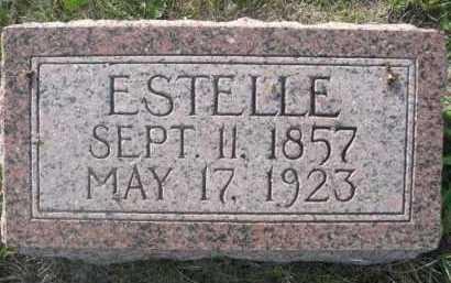 WHIPPLE, ESTELLE - Dawes County, Nebraska   ESTELLE WHIPPLE - Nebraska Gravestone Photos