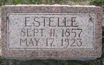 WHIPPLE, ESTELLE - Dawes County, Nebraska | ESTELLE WHIPPLE - Nebraska Gravestone Photos