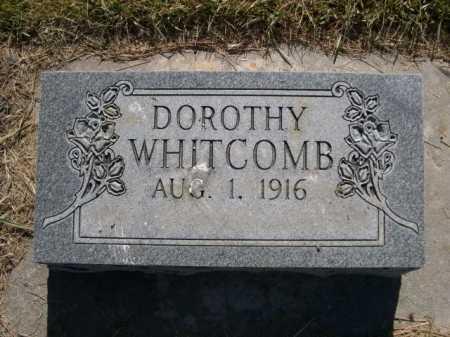 WHITCOMB, DOROTHY - Dawes County, Nebraska | DOROTHY WHITCOMB - Nebraska Gravestone Photos