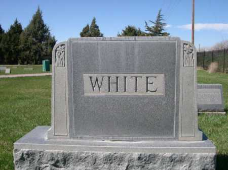 WHITE, FAMILY - Dawes County, Nebraska | FAMILY WHITE - Nebraska Gravestone Photos