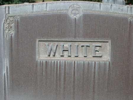 WHITE, FAMILY - Dawes County, Nebraska | FAMILY WHITE - Nebraska Gravestone Photos