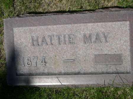 WHITE, HATTIE MAY - Dawes County, Nebraska | HATTIE MAY WHITE - Nebraska Gravestone Photos