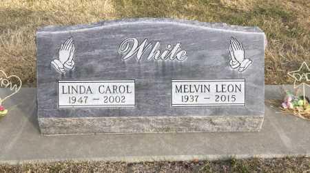 WHITE, MELVIN LEON - Dawes County, Nebraska | MELVIN LEON WHITE - Nebraska Gravestone Photos