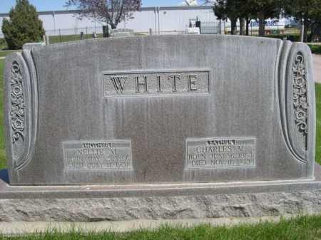 WHITE, NELLIE M. - Dawes County, Nebraska | NELLIE M. WHITE - Nebraska Gravestone Photos