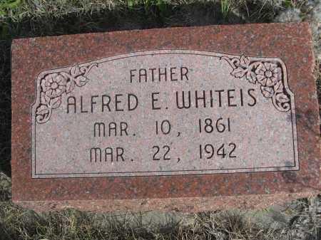 WHITEIS, ALFRED E. - Dawes County, Nebraska   ALFRED E. WHITEIS - Nebraska Gravestone Photos