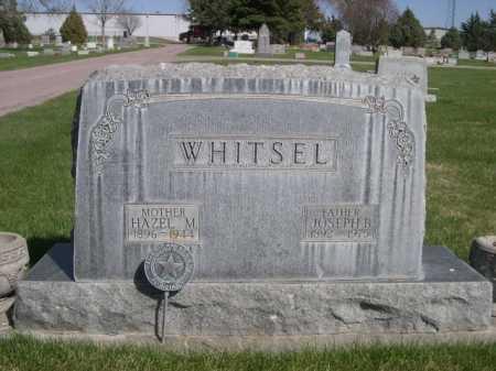 WHITSEL, HAZEL M. - Dawes County, Nebraska   HAZEL M. WHITSEL - Nebraska Gravestone Photos