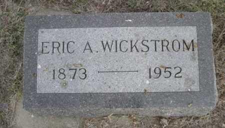 WICKSTROM, ERIC A. - Dawes County, Nebraska   ERIC A. WICKSTROM - Nebraska Gravestone Photos