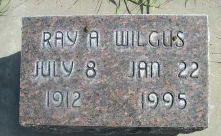 WILGUS, RAY A. - Dawes County, Nebraska | RAY A. WILGUS - Nebraska Gravestone Photos