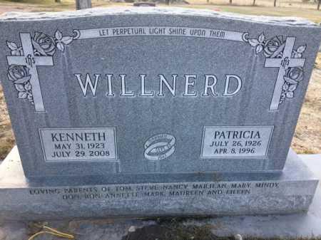 WILLNERD, PATRICIA - Dawes County, Nebraska | PATRICIA WILLNERD - Nebraska Gravestone Photos