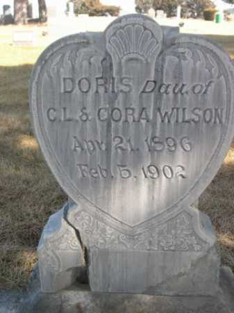 WILLSON, DORIS - Dawes County, Nebraska | DORIS WILLSON - Nebraska Gravestone Photos