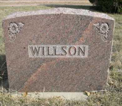 WILLSON, FAMILY - Dawes County, Nebraska | FAMILY WILLSON - Nebraska Gravestone Photos