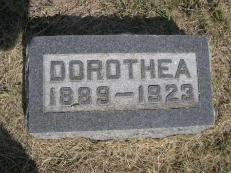 WILSON, DOROTHEA - Dawes County, Nebraska | DOROTHEA WILSON - Nebraska Gravestone Photos