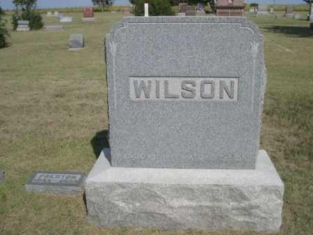 WILSON, FAMILY - Dawes County, Nebraska | FAMILY WILSON - Nebraska Gravestone Photos