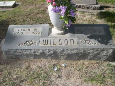 WILSON, GUY L. - Dawes County, Nebraska | GUY L. WILSON - Nebraska Gravestone Photos