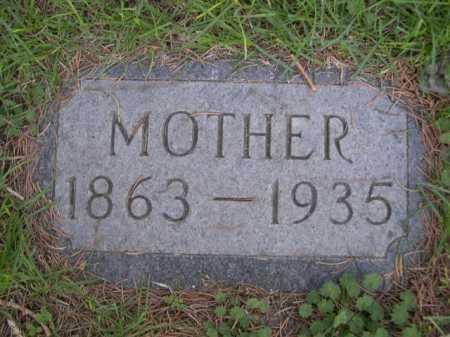 WILSON, MOTHER - Dawes County, Nebraska | MOTHER WILSON - Nebraska Gravestone Photos
