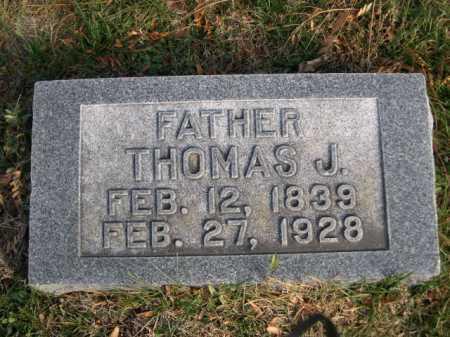 WILSON, THOMAS J. - Dawes County, Nebraska   THOMAS J. WILSON - Nebraska Gravestone Photos