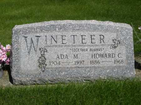 WINETEER, ADA M. - Dawes County, Nebraska | ADA M. WINETEER - Nebraska Gravestone Photos