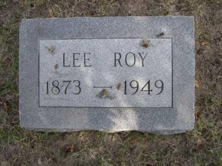WIPPLE, LEE ROY - Dawes County, Nebraska | LEE ROY WIPPLE - Nebraska Gravestone Photos