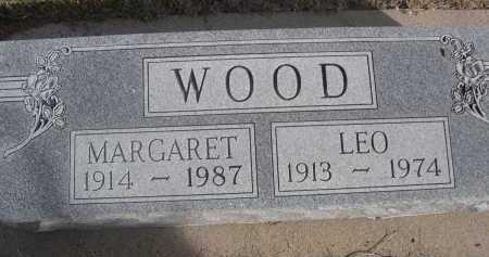 WOOD, LEO - Dawes County, Nebraska   LEO WOOD - Nebraska Gravestone Photos