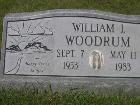 WOODRUM, WILLIAM I. - Dawes County, Nebraska | WILLIAM I. WOODRUM - Nebraska Gravestone Photos