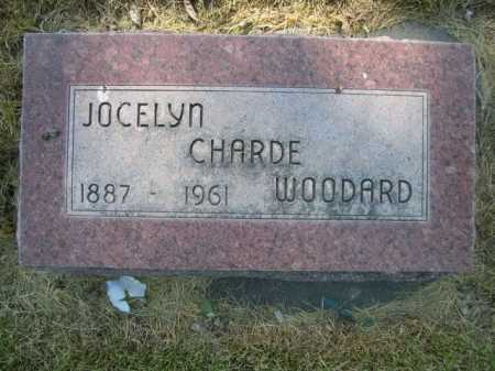 WOODWARD, JOCELYN - Dawes County, Nebraska | JOCELYN WOODWARD - Nebraska Gravestone Photos