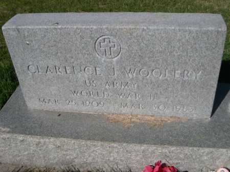 WOOLERY, CLARENCE I. - Dawes County, Nebraska   CLARENCE I. WOOLERY - Nebraska Gravestone Photos