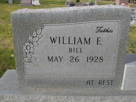"YANTZI (CLOSE UP), WILLAIM E. ""BILL"" - Dawes County, Nebraska | WILLAIM E. ""BILL"" YANTZI (CLOSE UP) - Nebraska Gravestone Photos"