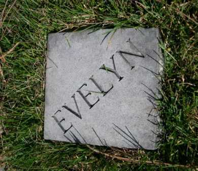 ZILMER, EVELYN - Dawes County, Nebraska | EVELYN ZILMER - Nebraska Gravestone Photos