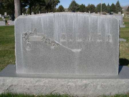 ZILMER, FAMILY - Dawes County, Nebraska   FAMILY ZILMER - Nebraska Gravestone Photos