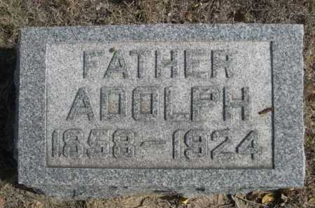 ZUBAR, ADOLPH - Dawes County, Nebraska | ADOLPH ZUBAR - Nebraska Gravestone Photos