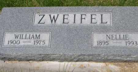 ZWEIFEL, NELLIE - Dawes County, Nebraska   NELLIE ZWEIFEL - Nebraska Gravestone Photos