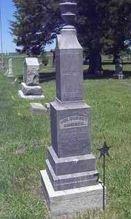 WHITE ANDRES, ELVIRA - Dawson County, Nebraska | ELVIRA WHITE ANDRES - Nebraska Gravestone Photos