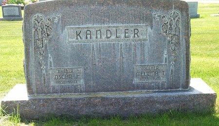 LOIBL KANDLER, MELVINA T - Dawson County, Nebraska | MELVINA T LOIBL KANDLER - Nebraska Gravestone Photos