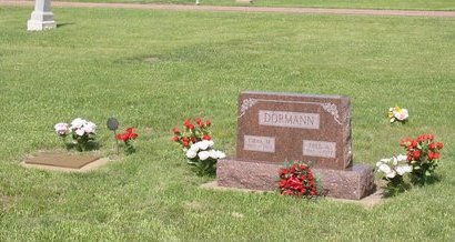 DORMANN, OTTO J. - Deuel County, Nebraska   OTTO J. DORMANN - Nebraska Gravestone Photos