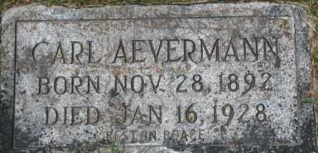 AEVERMANN, CARL - Dixon County, Nebraska | CARL AEVERMANN - Nebraska Gravestone Photos