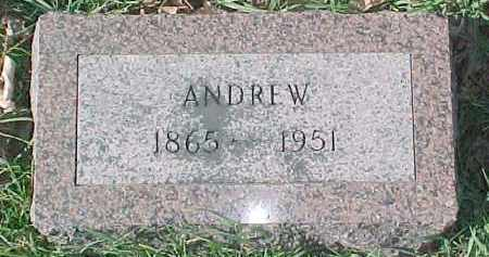ANDERSON, ANDREW - Dixon County, Nebraska | ANDREW ANDERSON - Nebraska Gravestone Photos
