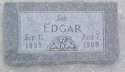 ANDERSON, EDGAR - Dixon County, Nebraska   EDGAR ANDERSON - Nebraska Gravestone Photos