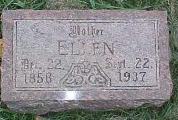 ANDERSON, ELLEN - Dixon County, Nebraska | ELLEN ANDERSON - Nebraska Gravestone Photos