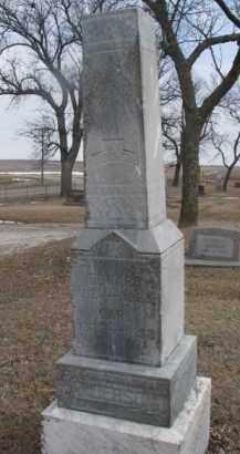 ANDERSON, EDWARD - Dixon County, Nebraska | EDWARD ANDERSON - Nebraska Gravestone Photos